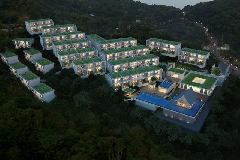 Photo Patong 1 bedroom condo for sale with private garden