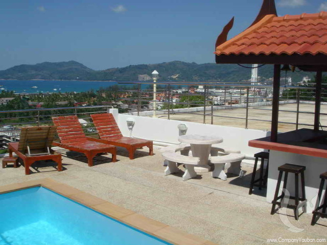 Photo Patong 2 Bedroom Condo for Rent/Sale at Diamond Condominium
