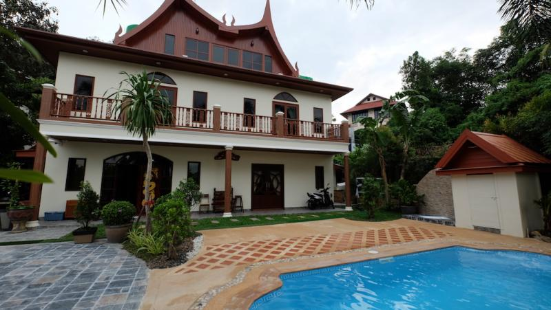 Photo Patong 4 bedroom pool villa with Sea View
