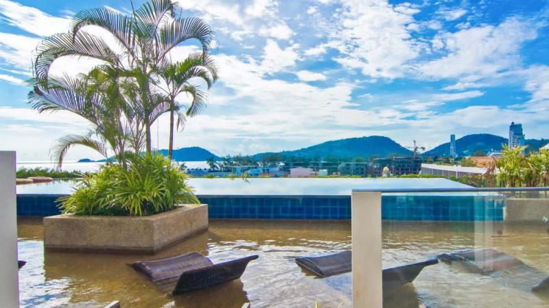 Photo Patong beach 4 star hotel for sale, Phuket, Thailand
