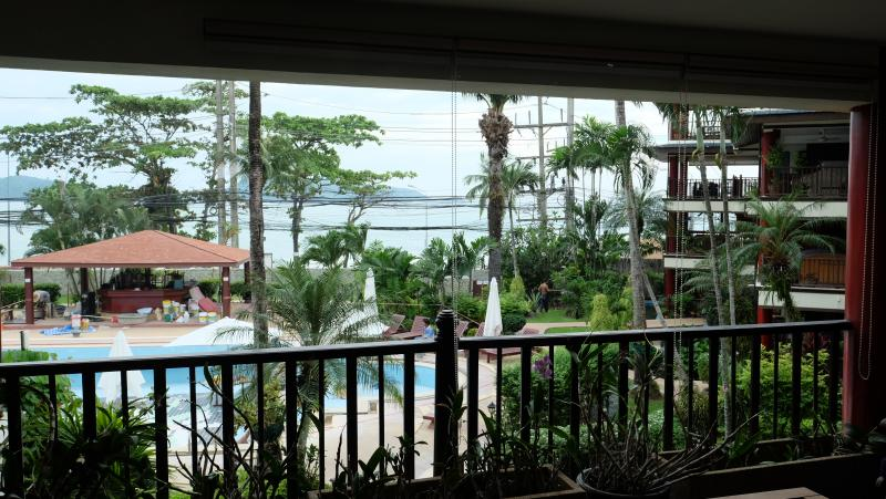 Photo Patong Sea View 2 bedroom condo for sale in Kalim Beach