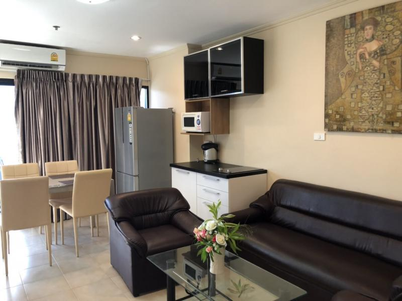 Photo Patong Tower 2 bedroom condo for rent