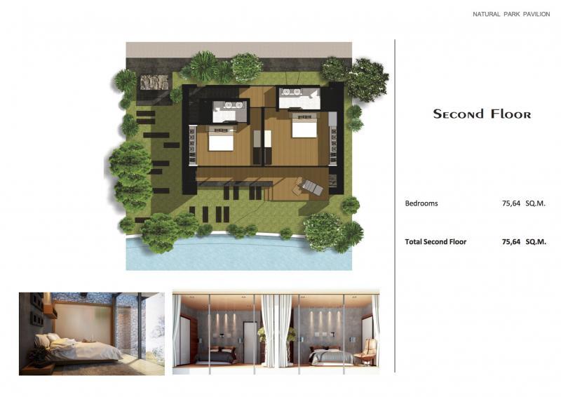Photo Phuket- 1 & 2 bedroom pool villa for sale in Kamala in Freehold