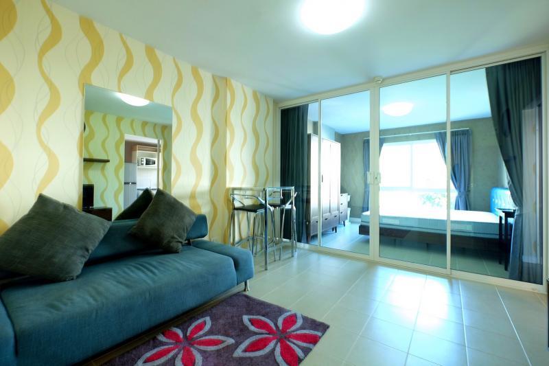 Photo Phuket 1 bedroom condo for rent at Supalai Lagoon Condo