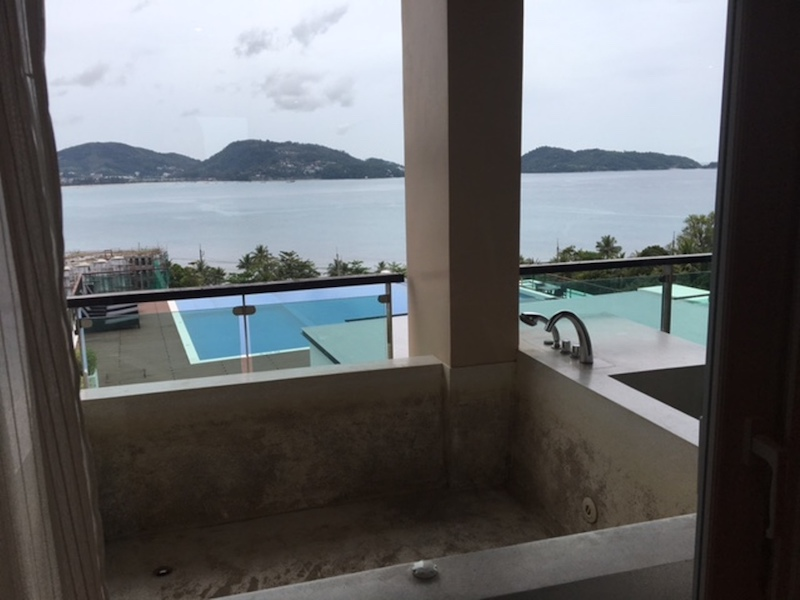 Photo Phuket 1 Bedroom  Sea View Condo for sale in Kalim