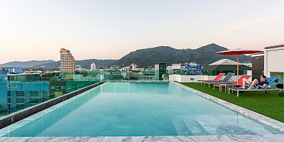 Photo Phuket-85 Room Pool Hotel For Sale in Patong Prime Location