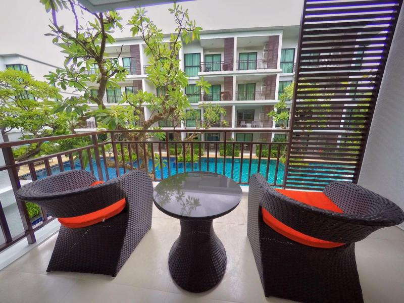 Photo Phuket Beachfront Studio for Sale in rawai in freehold