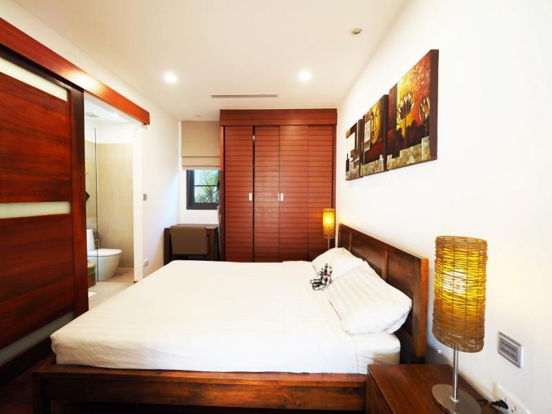 Photo Phuket Cheap Pool Villa for Sale in Bag Tao beach