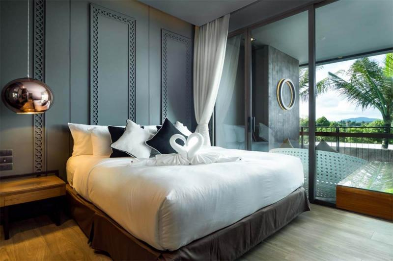 Photo Phuket luxury condos for rent in Rawai for short and long term