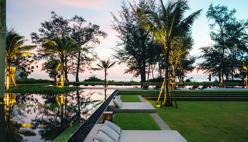 Photo Appartements exclusifs à Phuket en bord de mer à louer à Mai Khao