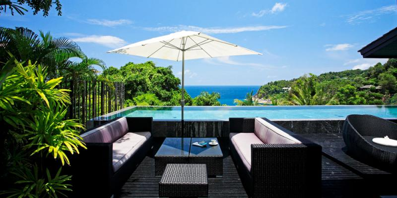 Photo Villa exclusive à vendre à Kamala, Phuket, Thailande