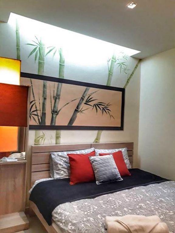 Photo Kathu Villa moderne de 3 chambres avec piscine située à Loch Palm