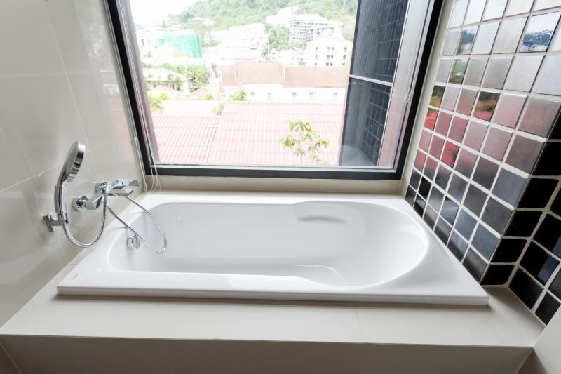 Photo Phuket luxury 1 bedroom condo to Rent in Patong with full facilities