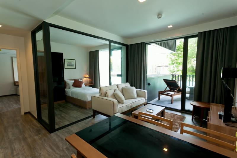 Photo Phuket luxury 2 bedroom apartment to Rent in Patong with full facilities