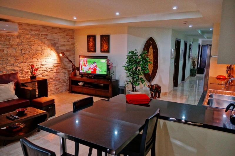 Photo Phuket- luxury 2 bedroom sea view condo for rent in Kata