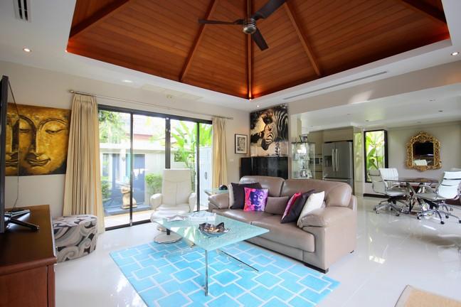 Photo Villa de luxe avec piscine à vendre à Layan, Phuket, Thaïlande