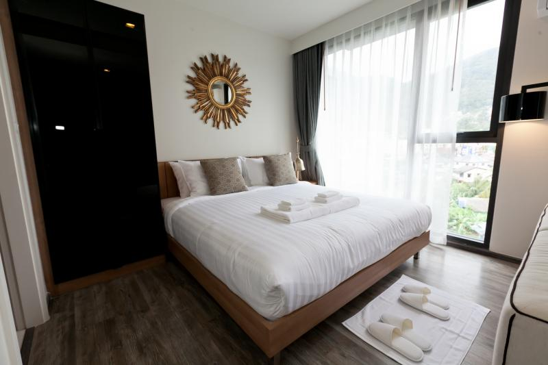 Photo Phuket luxury studios to Rent in Patong with full facilities