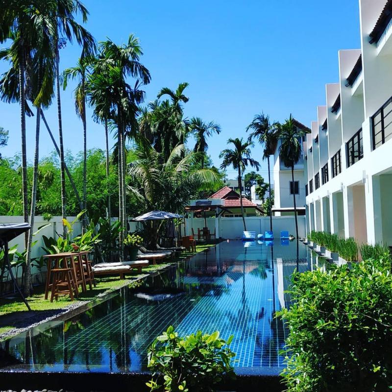 Photo Charmant complexe hotelier à vendre à Rawai, Phuket