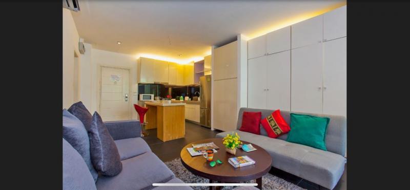 Photo Phuket - Studio Appartement moderne à vendre à Kamala