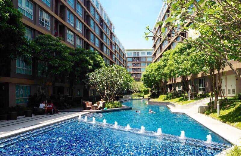 Photo Phuket modern studio apartment for sale in Kathu