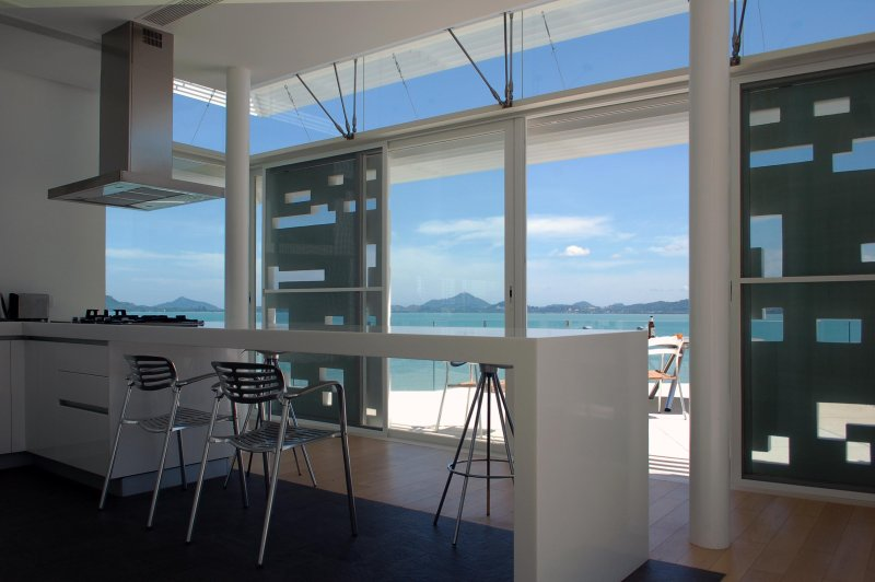 Photo Phuket Oceanfront 5 Bedroom Pool Villa for Rent in Cape Yamu