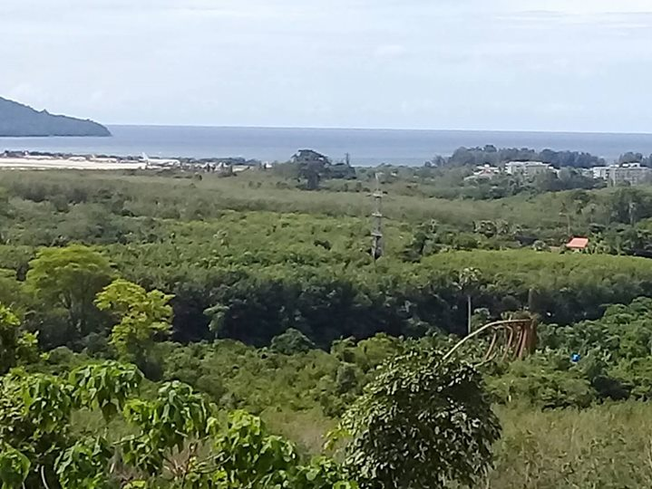 Photo Phuket Sea View Land in Mai Khao for Sale
