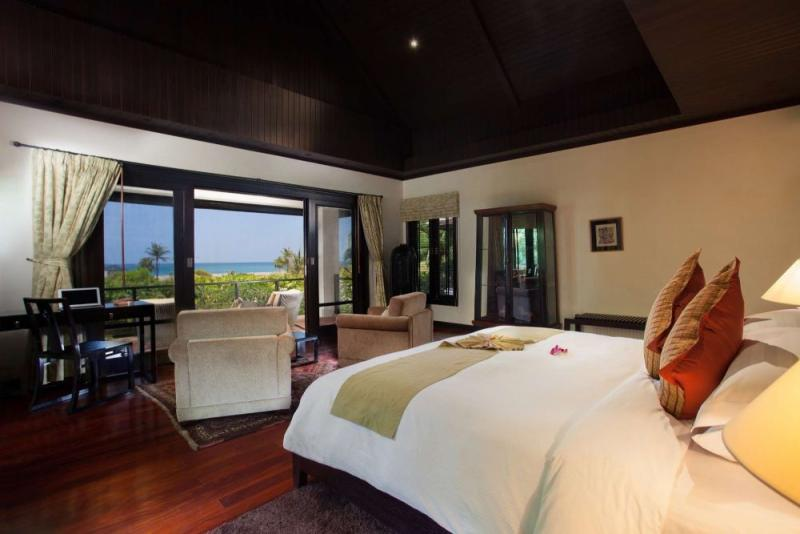 Photo Phuket Sea View Luxury Villa with 6 bedrooms for Sale in Layan