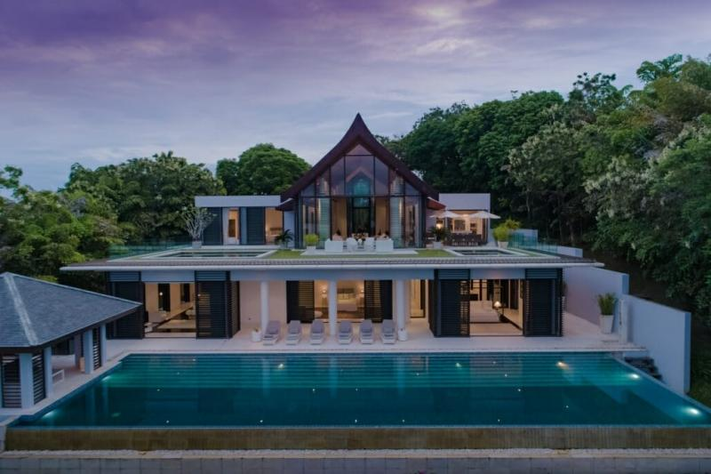 Photo Propriété à vendre à Phuket Cape-Yamu