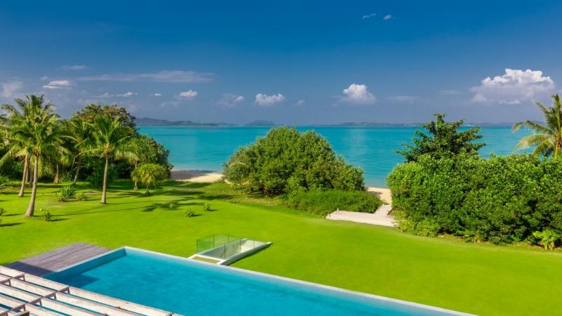 Photo Phuket Stunning Luxury Beachfront Villa for Holiday Rentals