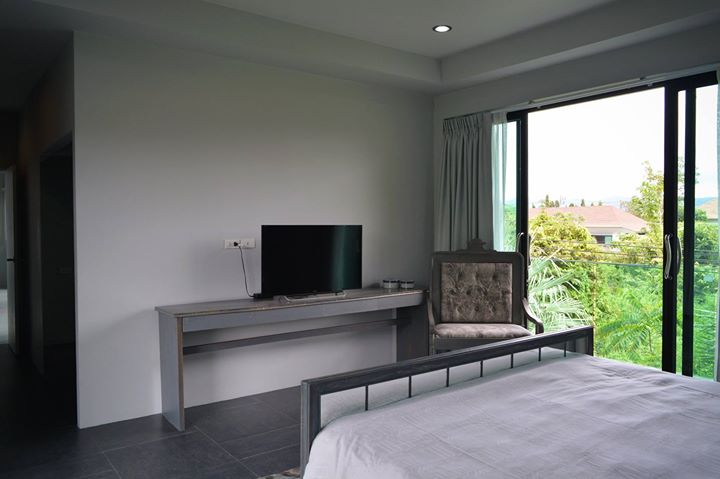 Photo Phuket Modern pool villa in Cherngtalay with 3 bedrooms, Thailand