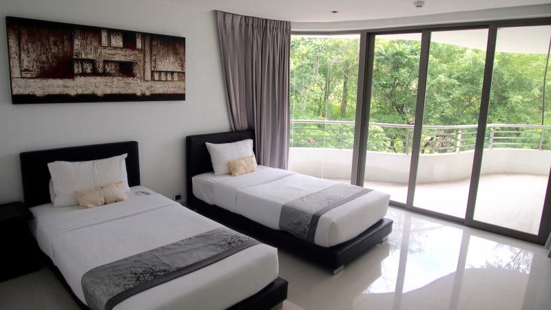Photo Sea View Apartment with 2 Bedrooms For Rent and Sale in Kamala, Phuket