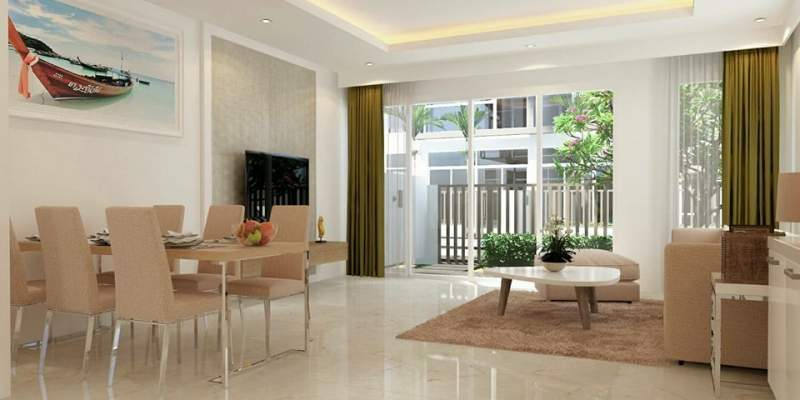 Photo Sea view apartments for sale in Karon beach, Phuket