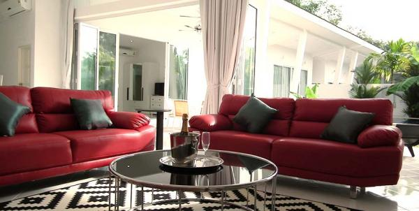 Photo Spacious 3 bedroom home with private pool in Paklok,Phuket