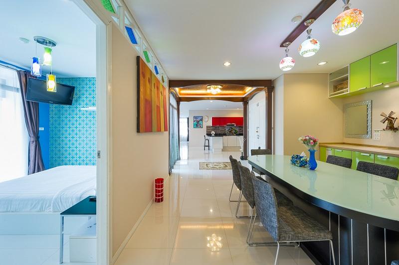 Photo Spacious modern Condominium in Kamala beach, Phuket