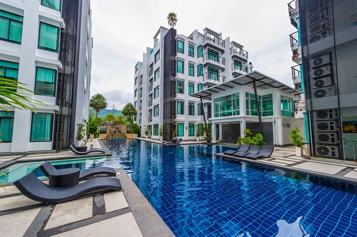 Photo Appartement à vendre à Phuket Kamala