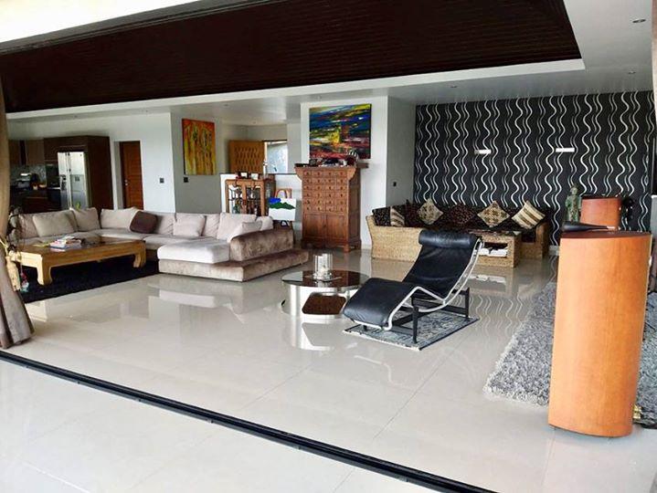 Photo Superb Sea View Pool Villa for sale Nai Harn, Phuket