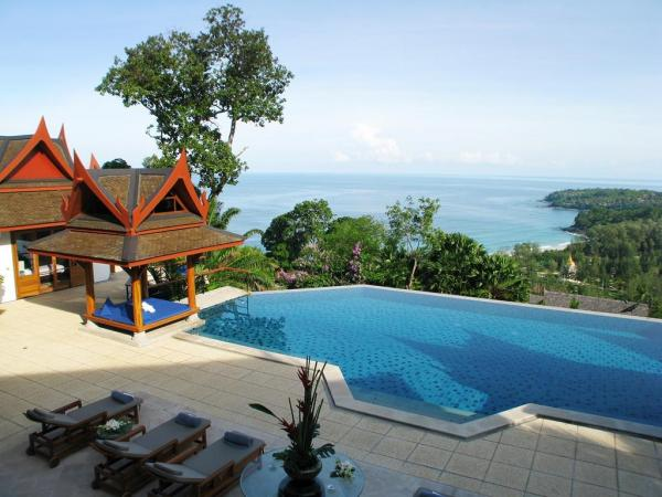 Photo Luxury 6 bedroom villa for sale or for rent in Surin, Phuket, thailand