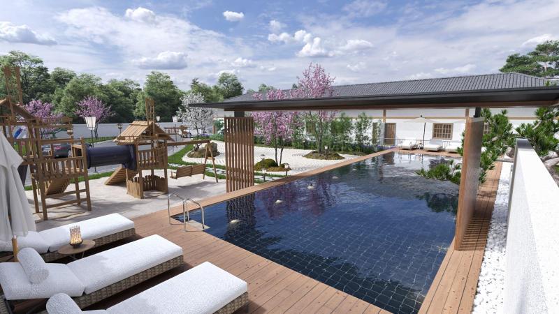 Photo Villas de luxe à vendre à Thalang comme investissement immobilier à Phuket