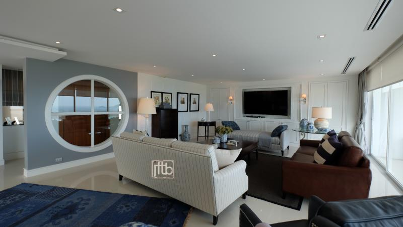 Photo Modern luxury full Sea View apartment for sale in Patong Beach