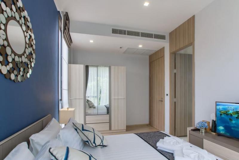 Photo Appartement de 2 chambres en bord de mer à vendre à Mai Khao Beach, Phuket