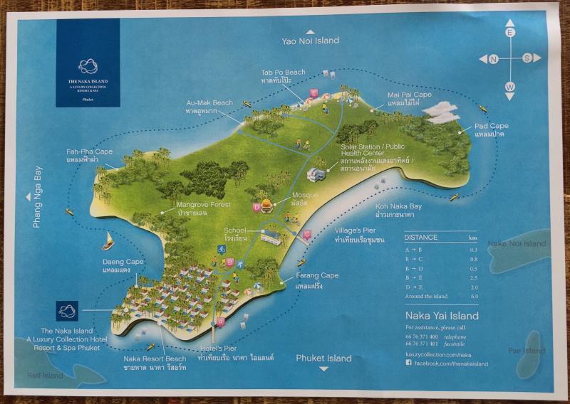 Photo Unique opportunity to buy lands in Naka island nearby Phuket